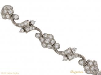 front-Tiffany-&-Co-diamond-bracelet-berganza-hatton-garden