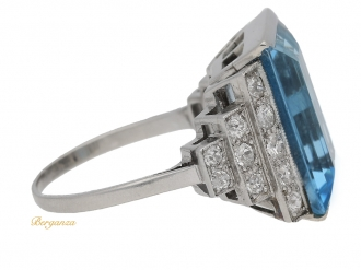 front-view-Art-Deco-aquamarine-diamond-ring-berganza-hatton-garden