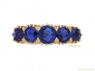 front-antique-sapphire-ring-berganza-hatton-garden
