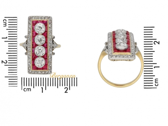 size-view-Ruby-Diamond-Ring-berganza-hatton-garden