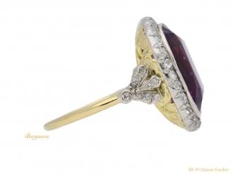 front-view-antique-amethyst-diamond-ring-berganza-hatton-garden
