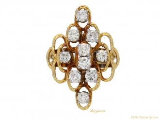 front-view-vintage-diamond-dress-ring-berganza-hatton-garden