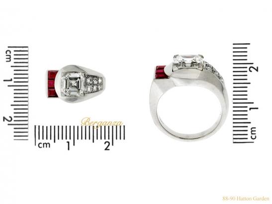 size-view-vintage-Yard-diamond-ruby-ring-berganza-hatton-garden