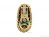 back cartier ruby diamond sapphire emerald earrings berganza