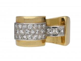Diamond cocktail ring berganza hatton garden