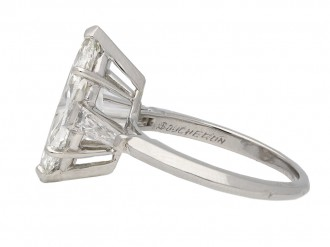 Boucheron marquise diamond ring berganza hatton garden