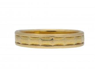 18 carat gold wedding ring hatton garden