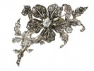 Convertible diamond corsage ornament berganza hatton garden