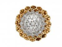 Tiffany & Co. diamond cocktail ring berganza hatton garden