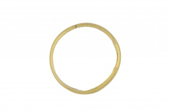 Gold posy ring A true freinds token hatton garden