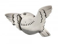 Georg Jensen bird brooch berganza hatton garden