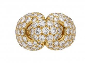 Boucheron Paris diamond ring berganza hatton garden
