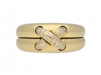 Chaumet diamond ring berganza hatton garden