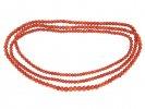 Antique coral necklace berganza hatton garden