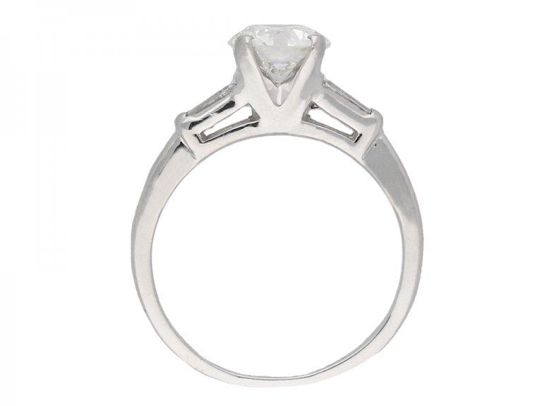 Old cut diamond engagement ring berganza hatton gardenOld cut diamond engagement ring berganza hatton garden