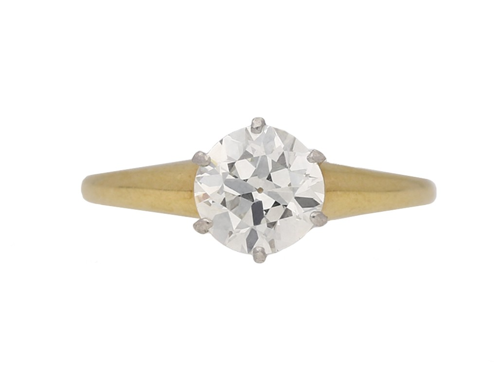 Tiffany diamond ring hatton garden berganza