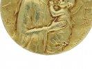 Art Nouveau medal pendant berganza hatton garde