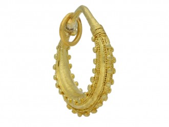 Ancient Greek earring/pendant berganza hatton garden