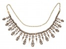 Antique diamond necklace/tiara berganza hatton garden