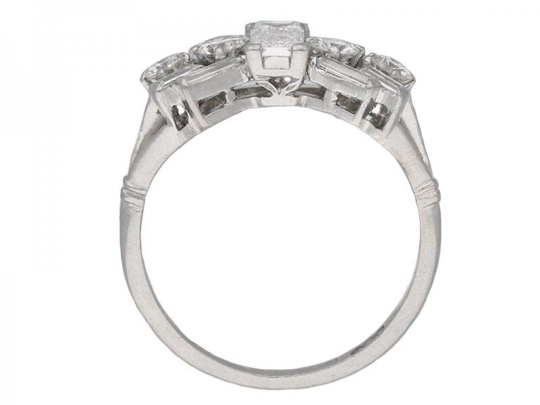 Alabaster & Wilson diamond ring berganza hatton garden