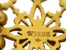 Gothic revival gold bracelet Wiese berganza hatton garden