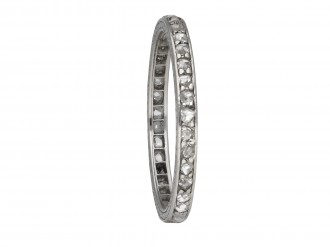 Lacloche Frères diamond eternity band berganza hatton garden