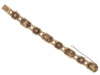 Boucheron guilloché enamel bracelet berganza hatton garden