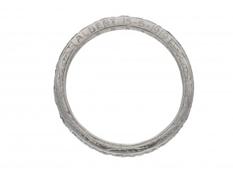 Diamond full eternity ring berganza hatton garden
