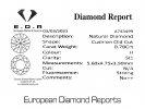 Edwardian old mine diamond flanked solitaire ring hatton garden