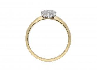 Diamond solitaire ring hatton garden