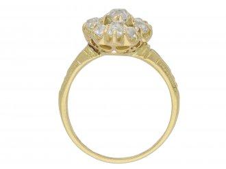 Diamond cluster ring hatton gardenDiamond cluster ring hatton garden