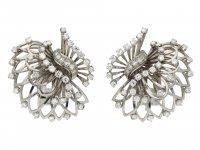 Boucheron diamond earrings hatton garden