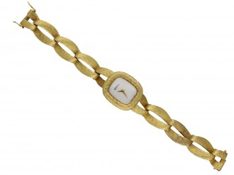 Roy King bracelet watch berganza hatton garden