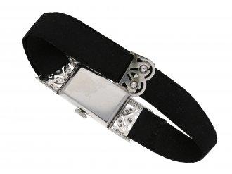 Art Deco diamond set dress watch berganza hatton garden