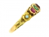 Antique REGARD ring, circa 1850.
