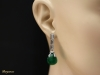 ear-view-antique-diamond-emerald-earrings-berganza-hatton-garden