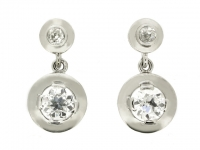 front-view-antique-diamond-drop-earrings-berganza-hatton-garden
