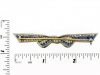 size view Marcus & Co. sapphire and diamond bow brooch,