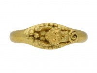 ancient lion ring berganza hatton garden