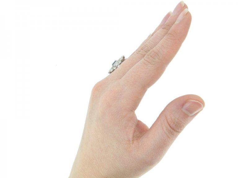 tiffany sapphire diamond ring berganza hatton garden
