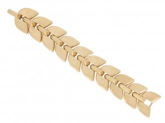 Boucheron Paris vintage bracelet berganza hatton garden