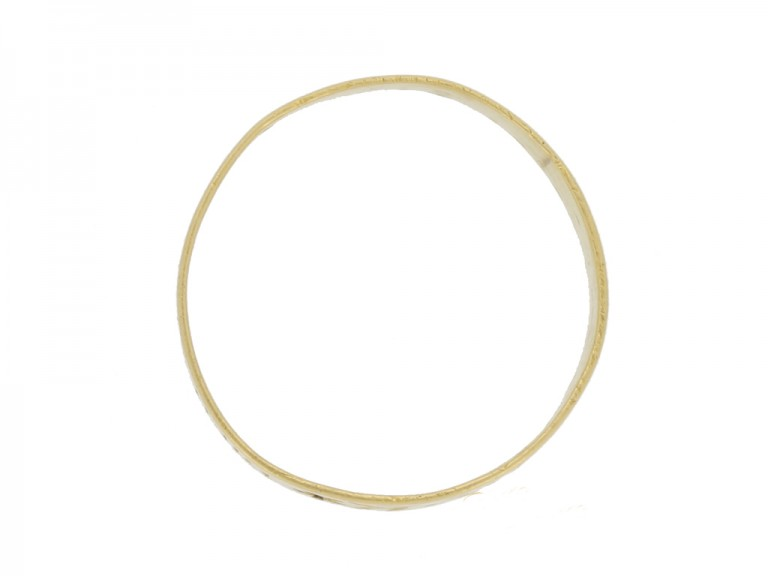 ack view gold posy ring berganza hatton garden