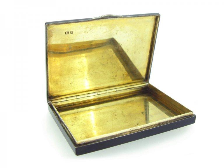 open view Cartier card case