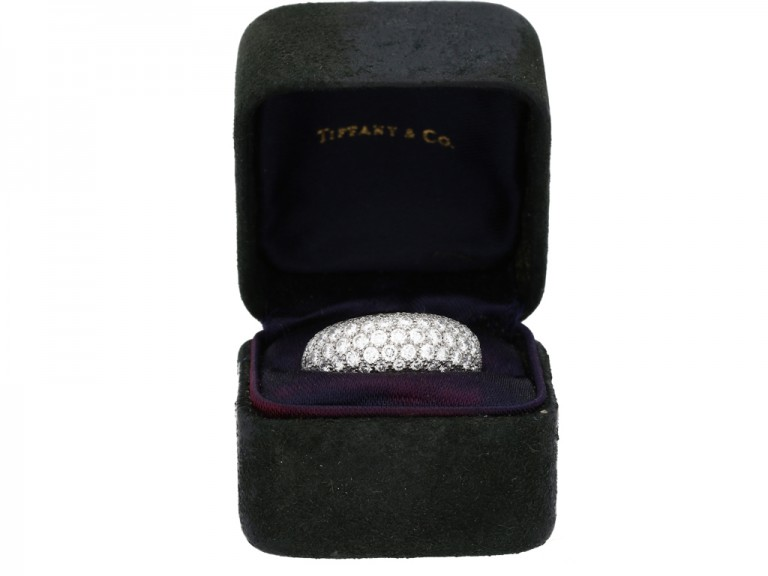 Tiffany & Co diamond ring berganza hatton garden