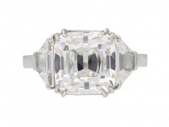 art deco diamond engagement ring berganza hatton garden