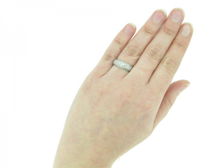 antique wedding ring berganza hatton garden