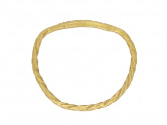 ancient roman gold ring berganza hatton garden