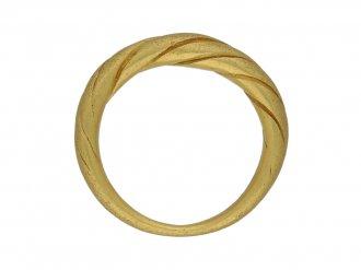 viking gold ring berganza hatton garden