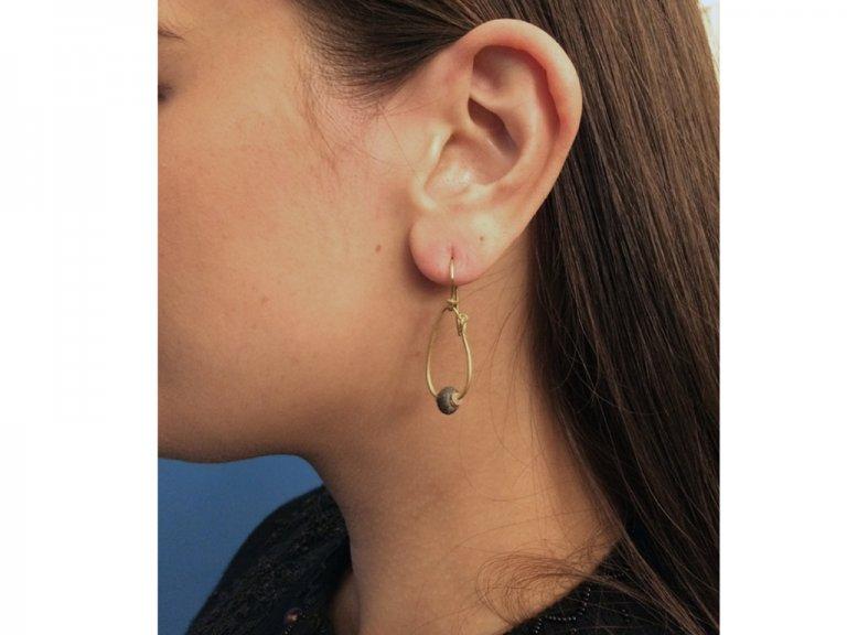 ancient roman gold earrings berganza hatton garden