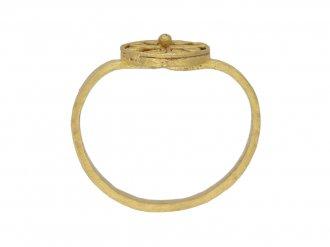 ncient Byzantine gold ring berganza hatton garden